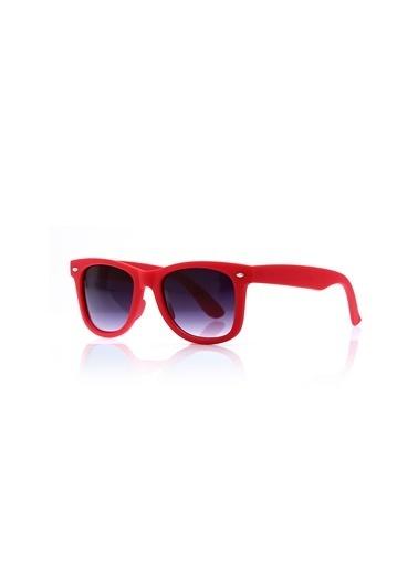 By Harmony Güneş Gözlüğü Kırmızı